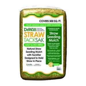 DeWitt® Straw Tacksak