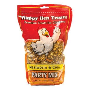 Happy Hen® Treats Mealworm & Corn Party Mix