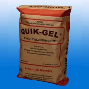 Quik-Gel® Sodium Bentonite Clay