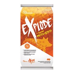 Sunglo® Explode Show Swine Supplement