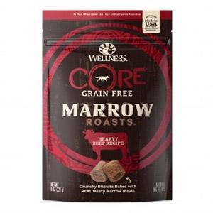 Wellness® Core Grain Free Marrow Roasts Hearty Beef Recipe Dog Treats