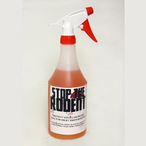 Stop the Rodent Spray™ Deterrent Spray
