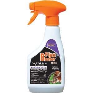 Flea Beater For Pets 16oz