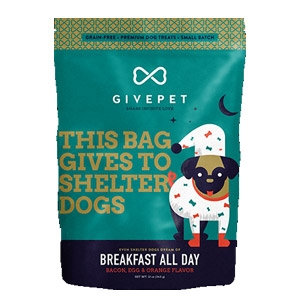 GIVEPET Breakfast All Day Premium Dog Treats