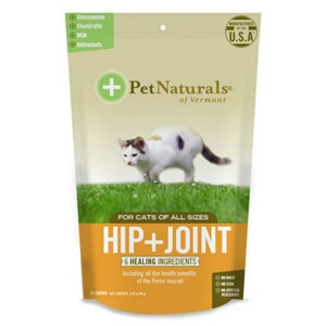 Pet Naturals® of Vermont Hip + Join Chews for Cats