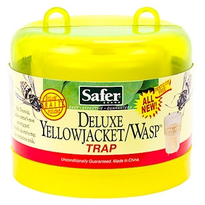 Safer® Deluxe Reusable Yellow Jacket & Wasp Trap