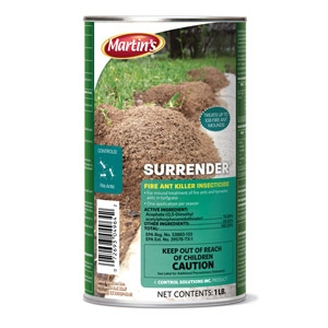 Martin's® Surrender® Fire Ant Killer Insecticide