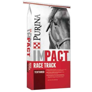 Purina® Impact® Race Track Textured Horse Feed
