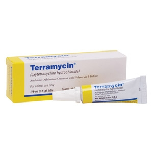 Terramycin® Ophthalmic Ointment