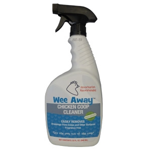 Wee Away® Ready To Use Chicken Coop Cleaner