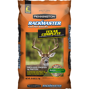 Rackmaster Texas Complete Food Plot Seed Mix