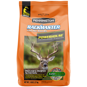 Rackmaster Powerhouse Food Plot Seed Mix