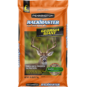 Rackmaster Georgia Giant Food Plot Seed Mix