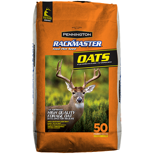 Rackmaster Oats Food Plot Seed