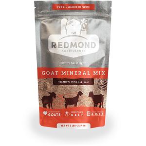 Redmond® Goat Mineral Mix