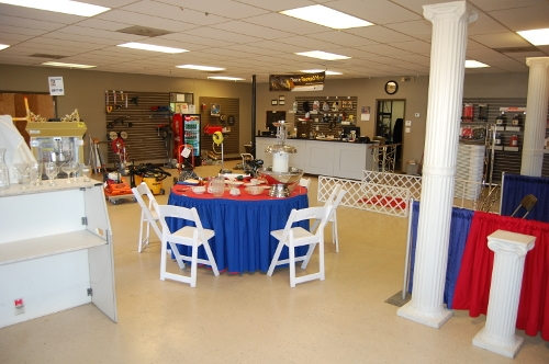 Wedding and Special Event Rentals