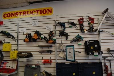 Construction Tool Rentals