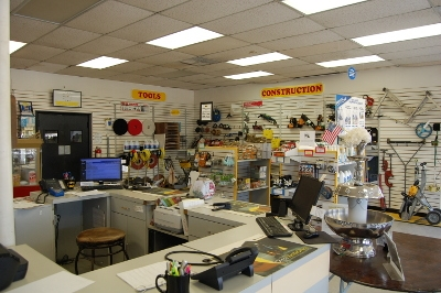 Overview of One of Our Showrooms