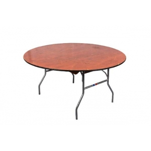 "60"" Round Table (seats 10)"