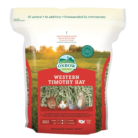 All Oxbow brand hay products are 15% off!