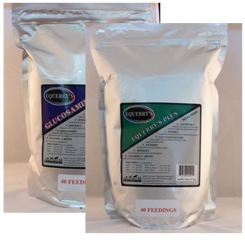 All Equerry's Equine Supplements now 15% off