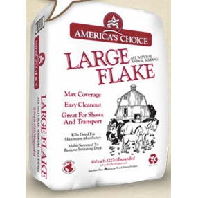 America's Choice Large Flake Bedding