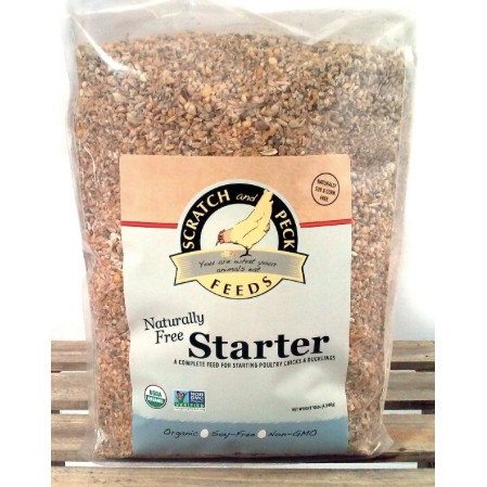 10% off Scratch N Peck Organic Poultry Feed & Supp