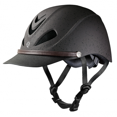 Troxel Dakota Grizzly Brown Helmet