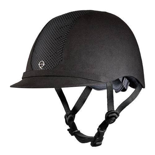 Troxel ES Black Helmet