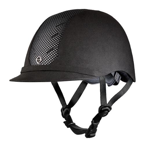 Troxel ES Silver Helmet