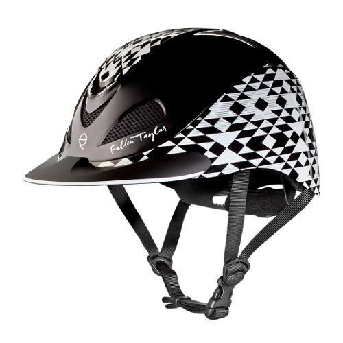 Troxel Fallon Taylor Black Aztec Helmet