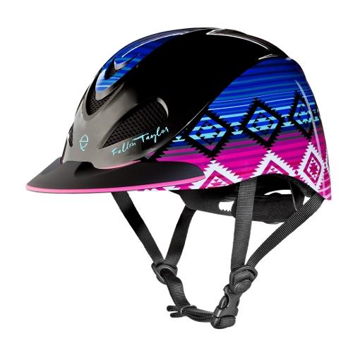 Troxel Fallon Taylor Candy Serape Helmet