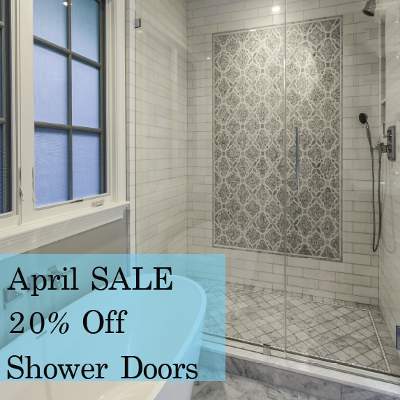 Shower Door Sale