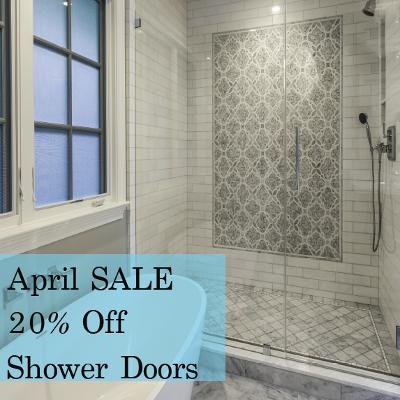 Shower Door Sale