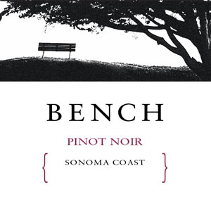2014 Bench Pinot Noir
