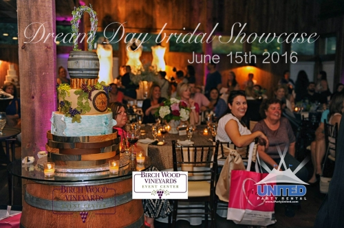 Dream Day Bridal Showcase 2016