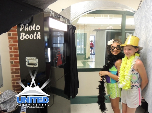 Presidential Gardens Photo Booth