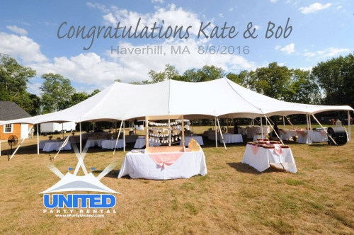 Bob & Kate's Rustic Wedding 2016