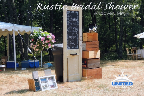 Rustic Bridal Shower 2016