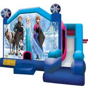 Frozen Combo Inflatable