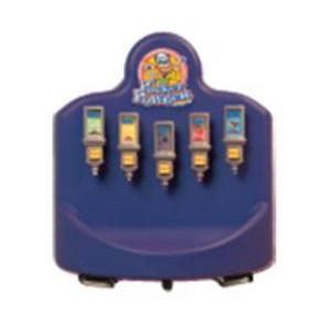 Pucker Powder dispenser machine