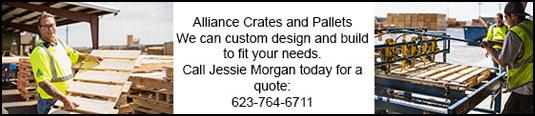 Crates & Pallets