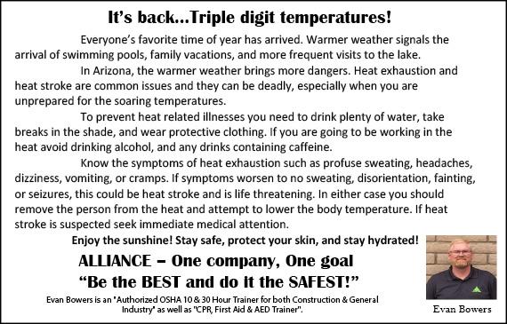 June Safety Update