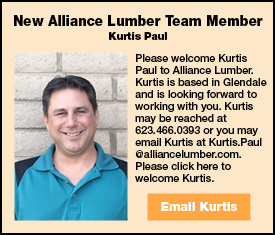 Welcome Kurtis Paul
