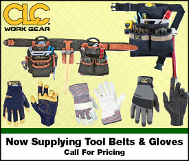 CLC Tool Belts & Gloves