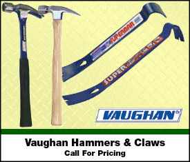 Vaughan Hammers & Claws