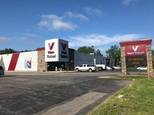 Michigan City Von Tobel Grand Re-opening & Ribbon Cutting