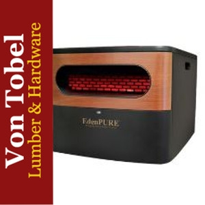 Save $40 On EdenPURE Heater GEN2