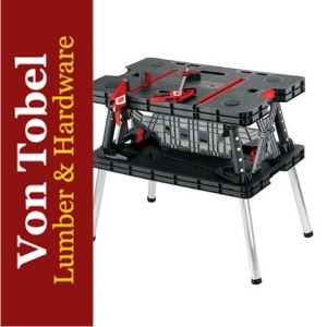 Save $20.00 on a Keter Folding Work Table