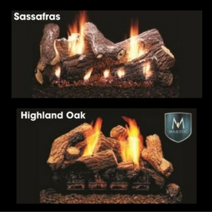 Save $50 On Select Vent Free Log Sets!